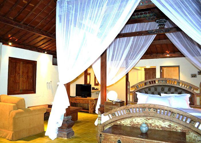 Grand Menoreh pool villa, PLataran Borobudur Resort & Spa, Yogyakarta
