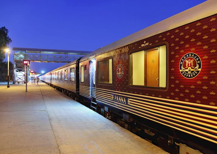 The Maharajas' Express Train
