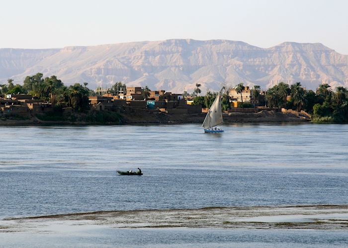 Life on the Nile, Luxor