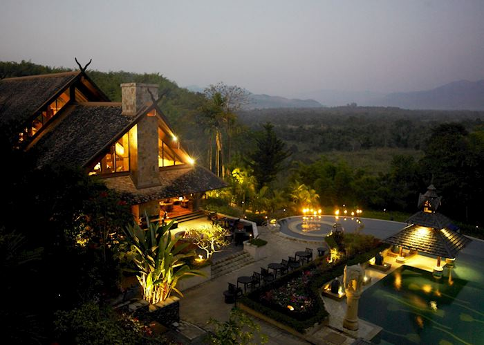 Anantara Resort and Spa, Golden Triangle