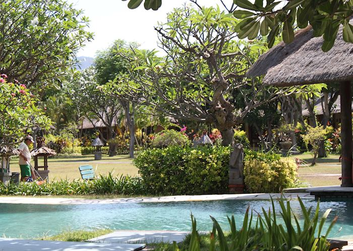 Taman Sari Cottages, Pemuteran
