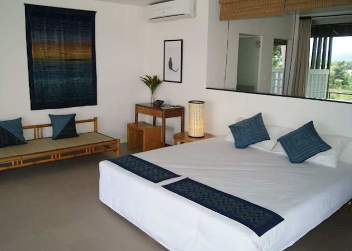 Riverside Rooms, The River Resort, Champasak