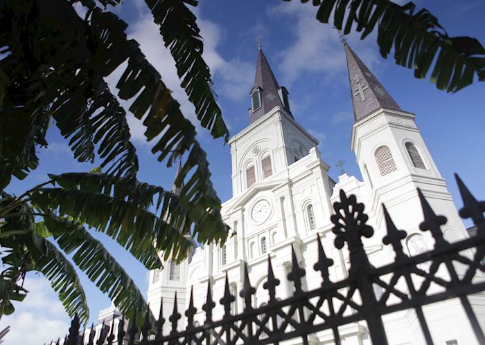 St. Louis' Cathedral, New Orleans