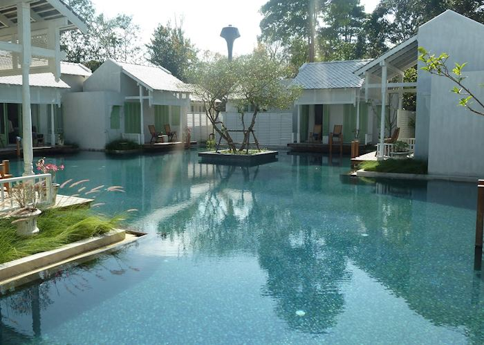 Villas with Pool Access, Hotel Des Artistes, Khao Yai National Park