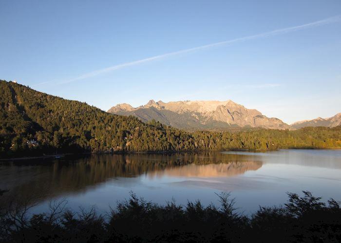 View from the Aldebaran, Bariloche