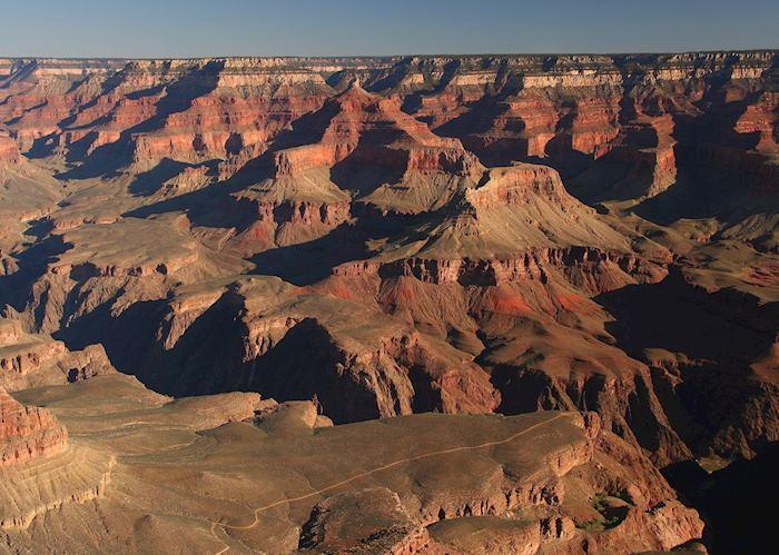 Yavapai Viewpoint, Grand Canyon National Park