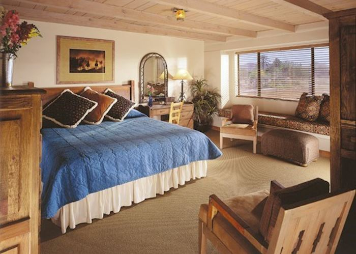 Room at Rancho de los Caballeros
