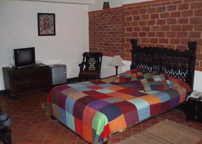 Superior Room, Hotel Heritage, Bhaktapur