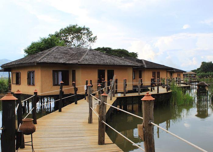 Viewpoint Ecolodge, Nyaung Shwe