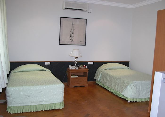 Deluxe room, Mandalay City Hotel, Mandalay