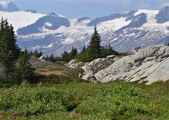 Cariboo Mountain Range, British Columbia