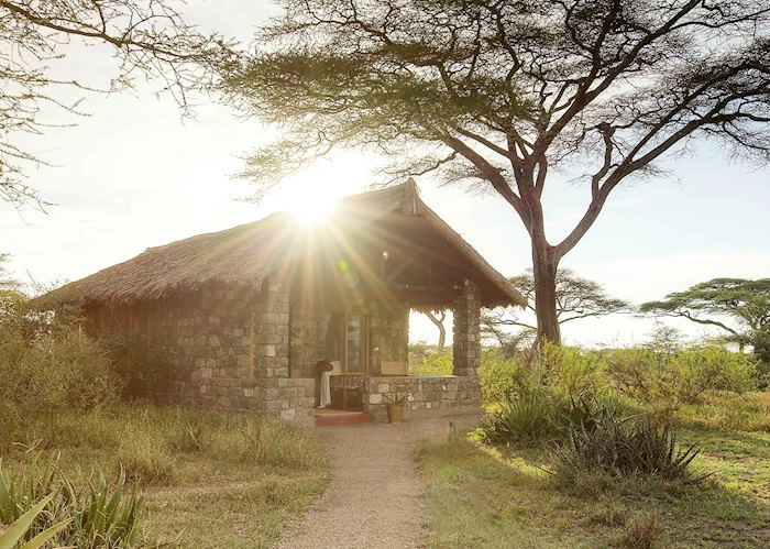Cottage at Ndutu Safari Lodge