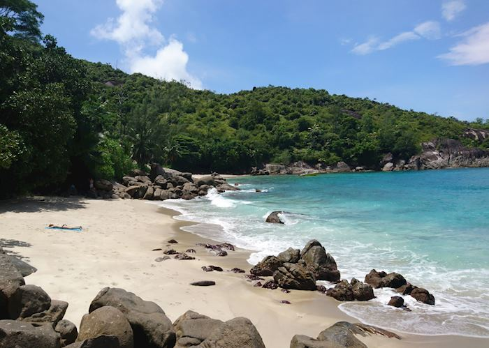 Anse Major Beach, Mahe