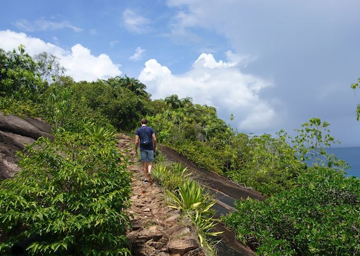 Anse Major Trail , Mahe
