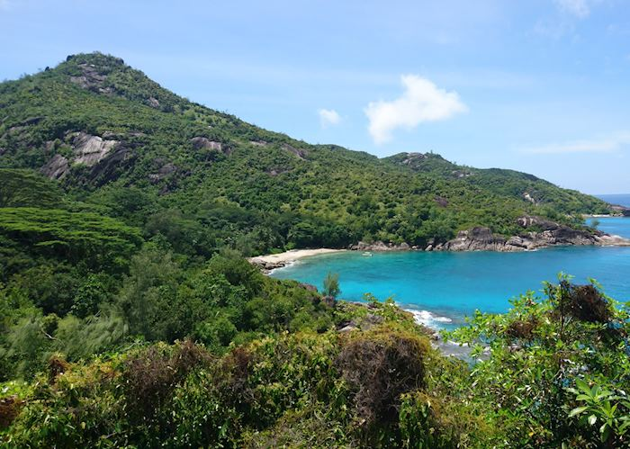 Anse Major Trail, Mahe