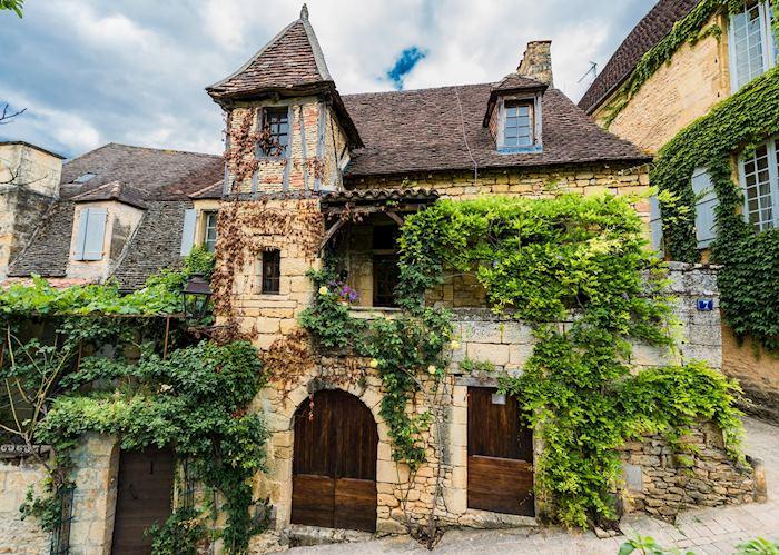 Medieval townhouse, Sarlat-la-Canéda