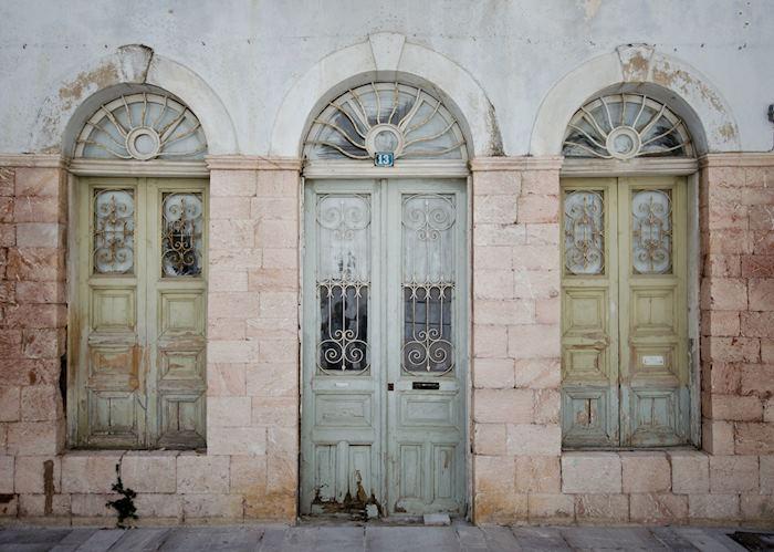 Local house, Nafplio