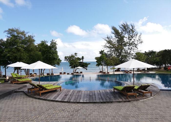 Pool at Mango Bay in Phu Quoc
