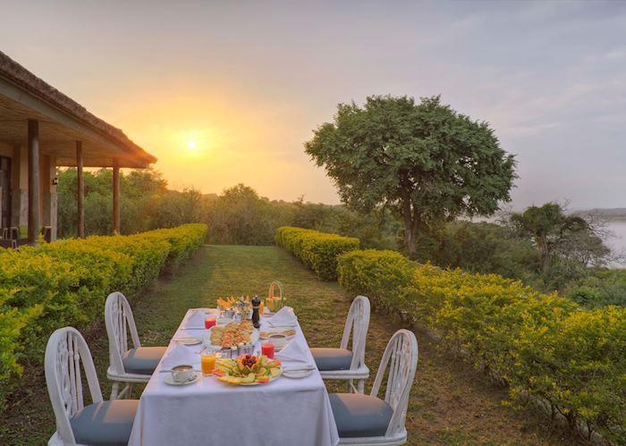 Paraa Safari Lodge, Murchison Falls National Park