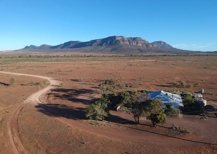 The Homestead, Rawnsley Park Station, Flinders Ranges