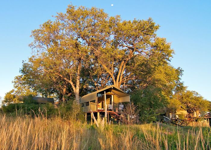 Nkasa Lupala Tented Lodge, Mudumu and Nkasa Lupala National Park