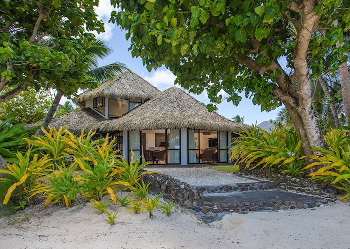 Beachfront Villa at Pacific Resort Rarotonga