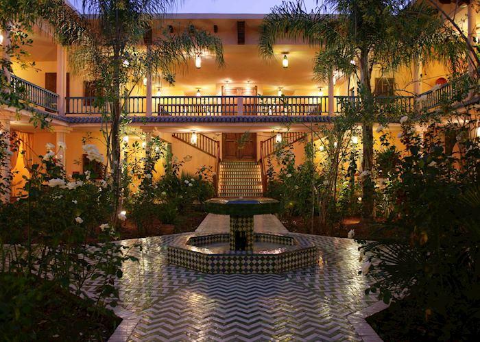 Villa Mandarine, Rabat