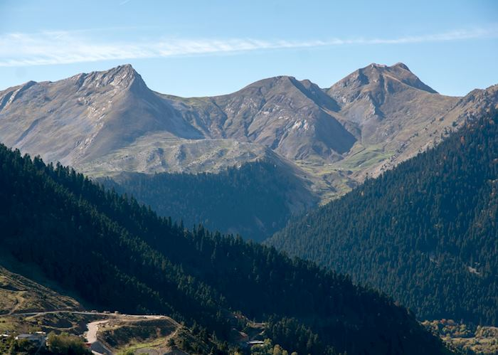 Pindus Mountains, Greece