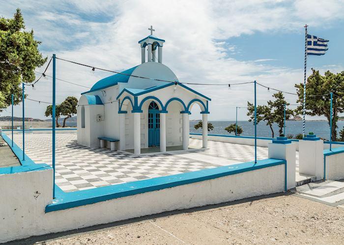 Church of Agios Nikolaos in Pollonia, Milos