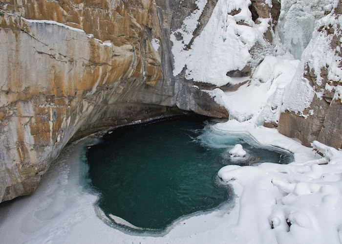 Johnston Canyon, Banff National Park