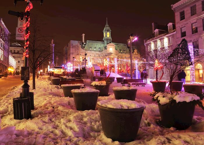 Place Jacques-Cartier, Montréal