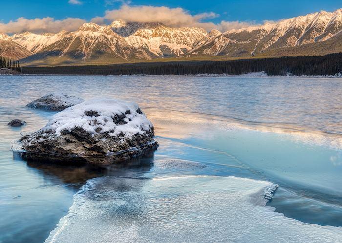 Rocky Mountains near Jasper