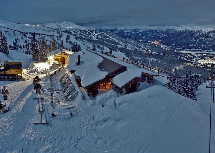 Evening Snowcat Ride and Fondue Dinner, Whistler