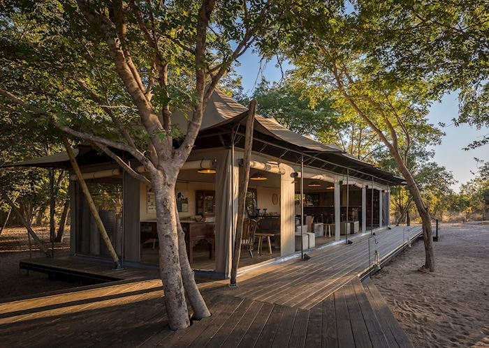 Little Makalolo Camp, Hwange National Park