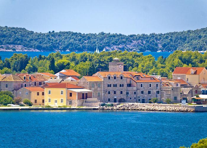 Krapanj Island, Dalmatian Coast