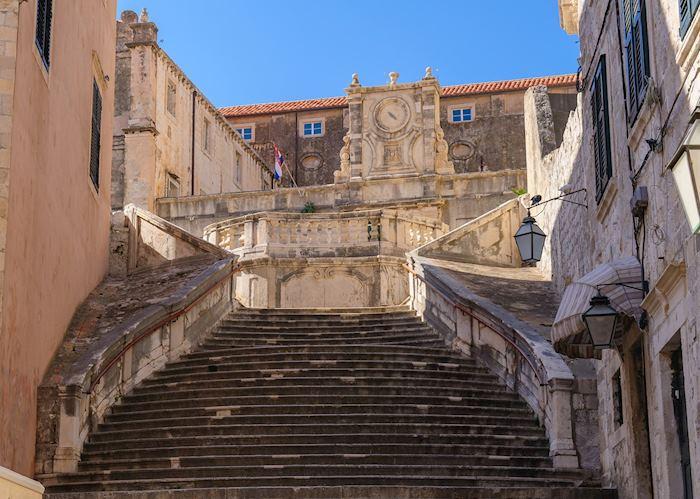Jesuit Stairs, Dubrovnik
