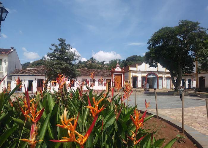Tiradentes main square