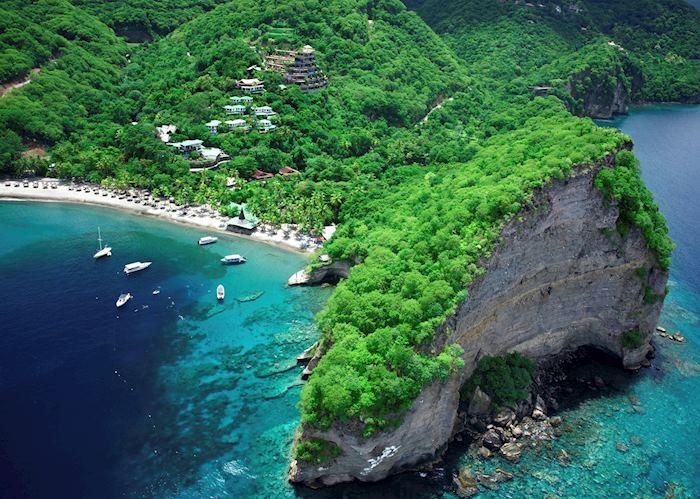 Anse Chastanet, Saint Lucia