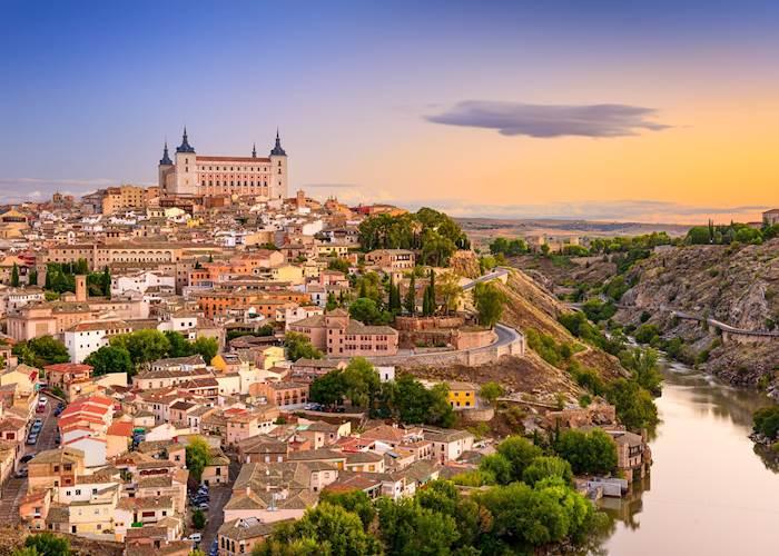 Cityscape, Toledo
