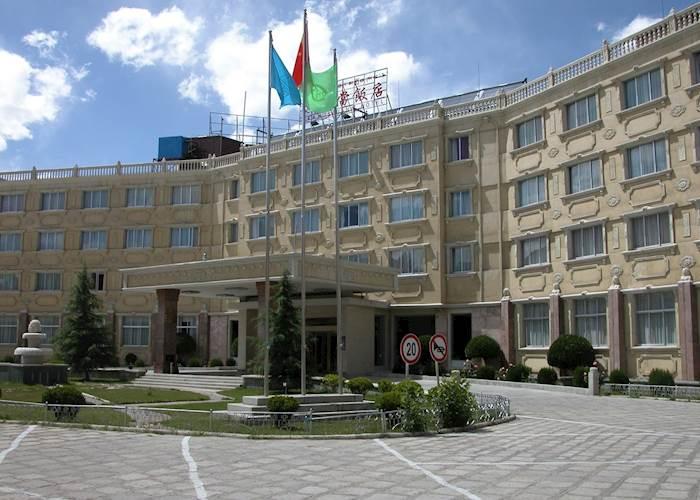 Tsetang Hotel, Tsetang