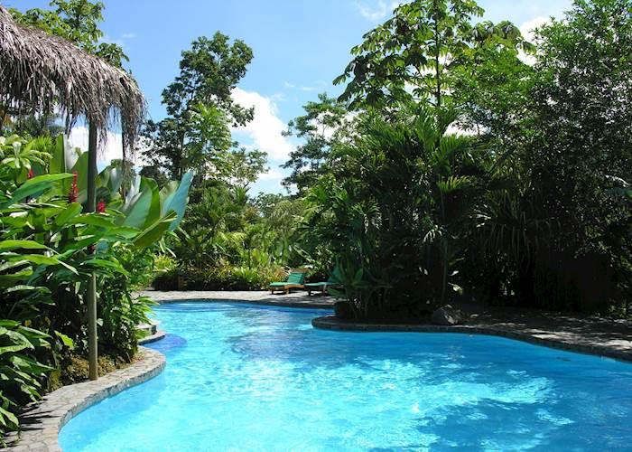 The Lost Iguana Resort, Volcan Arenal