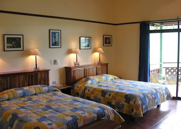 Standard room, Arenal Observatory Lodge