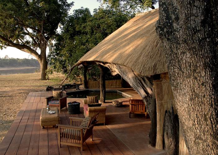 Mchenja Bushcamp, South Luangwa National Park