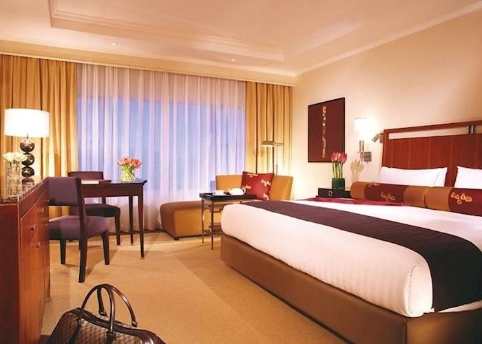 Deluxe Room, Peninsula Hotel, Beijing