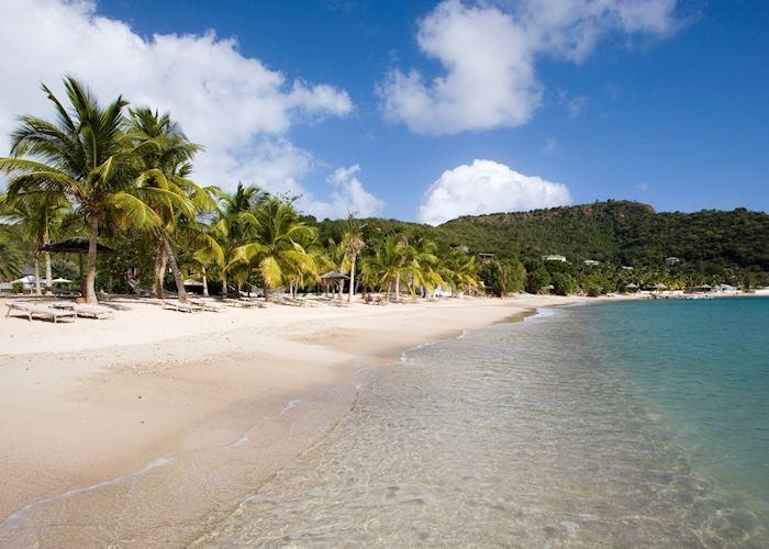Beach, The Inn at English Harbour, Antigua