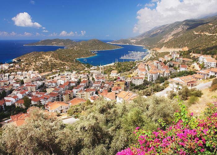 Kaş, the Turquoise Coast
