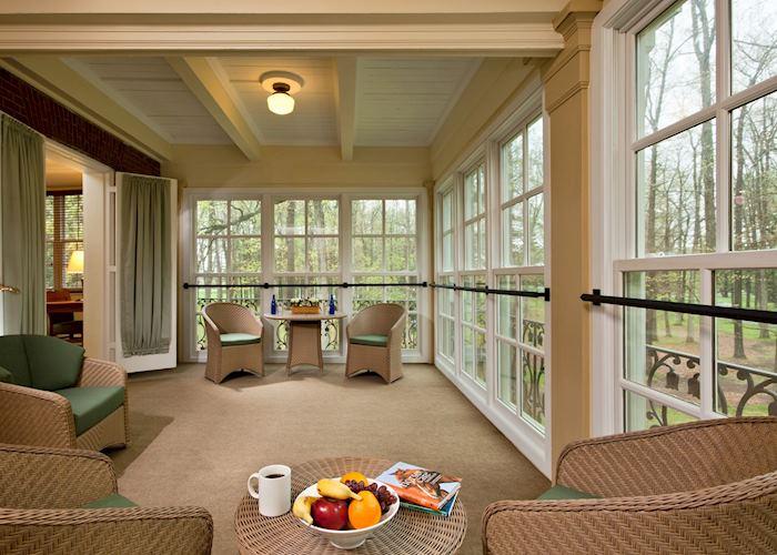 Gideon Putnam Resort, Saratoga Springs