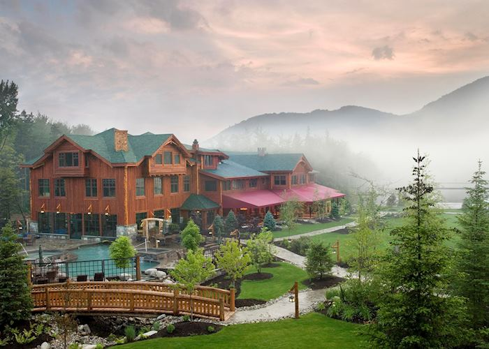 Whiteface Lodge, Lake Placid