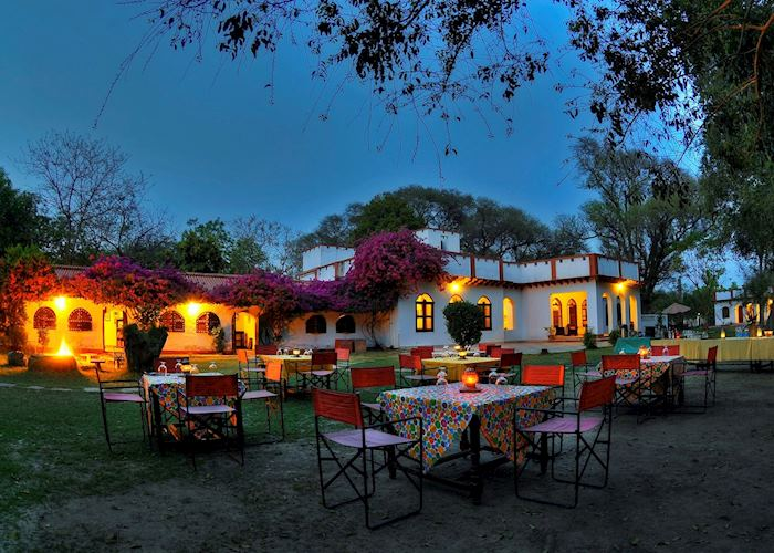 Mela - Kothi Chambal Safari Lodge
