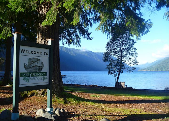 Lake Crescent Lodge, Olympic National Park